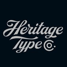 Heritage Type Co.  logo